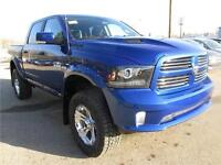 2015 Ram 1500 Sport Lifted & Loaded 5.7L Hemi Only $432 B/W