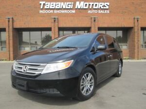 2013 Honda Odyssey EX-L | RES | LEATHER | SUNROOF |