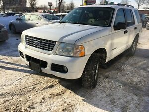 2004 Ford Explorer XLT, 7 PASSAGERS , 139,000 KM, 514-621-1596