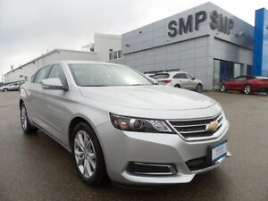 2016 Chevrolet Impala 2LT, power seat, rem. start, only 15,000 k