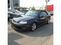 2006 SAAB 9-3 AERO CONVERTIBLE AUTOMATIQUE IMPECCABLE CUIR MAGS