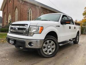 2014 Ford F-150 XLT - 4X4 - CERTIFIED!! $16,999 SALE PRICED!!!