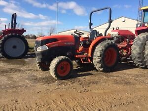 2009 Kubota L3940 HST - Compact Tractor