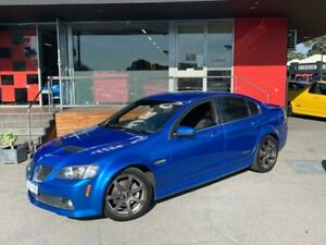 2009 Holden Commodore VE SS V Sedan 4dr Spts Auto 6sp 6.0i Voodoo Blue Sports Automatic Sedan Como South Perth Area Preview
