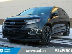 2015 Ford Edge SPORT AWD - LOADED - NAV - NO FEES - MOVING SALE