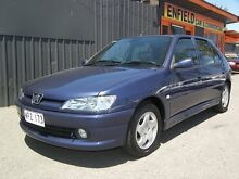 2000 Peugeot 306 XT 5 Speed Manual Hatchback Enfield Port Adelaide Area Preview