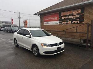 2011 Volkswagen Jetta Sedan**MANUAL**NO ACCIDENTS***ONLY 103KMS