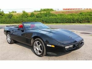 C4 1989 Corvette convertible West Island Greater Montréal image 1