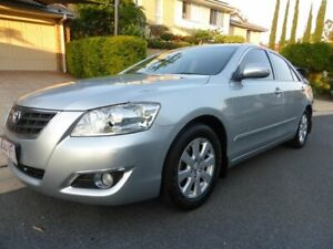 2008 Toyota Aurion GSV40R Touring SE Silver 6 Speed Auto Sequential Sedan Southport Gold Coast City Preview