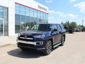2016 Toyota 4Runner Limited, nav, moonroof, 5 Passenger