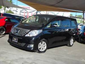 2013 Toyota ALPHARD 20 series (facelift) 8 seat luxury MPV Moorooka Brisbane South West Preview