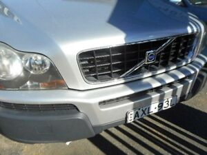 2005 Volvo XC90 MY05 LIFESTYLE T WAGON 2.5T 7 SEATER Silver Automatic Wagon Croydon Burwood Area Preview