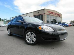 2012 Chevrolet Impala LT, ALLOYS, A/C, LOADED, JUST 31K!