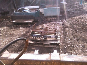 Assorted Trailer Hitch's
