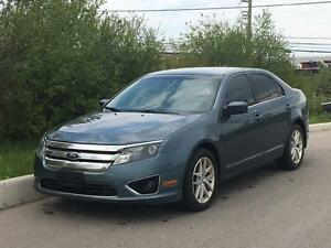 2012 Ford Fusion SEL **ACCIDENT FREE** FINANCING AVAILABLE!!