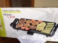 Kitchen Design Family Health Grill