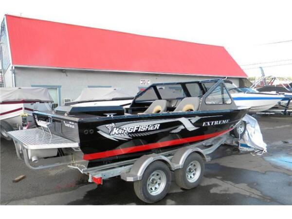 Used 2016 Other Harbercraft 1775 Extreme