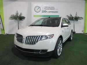 2013 LINCOLN MKX AWD,NAVI,TOIT PANO ECT..  $97/SEMAINE