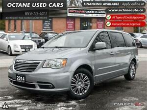 2014 Chrysler Town & Country Touring NoAccident!ServiceRecords!