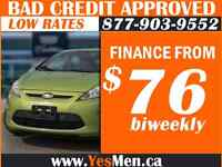2011 FORD FIESTA SES * FROM $76/BiWeekly * BAD CREDIT APPROVALS