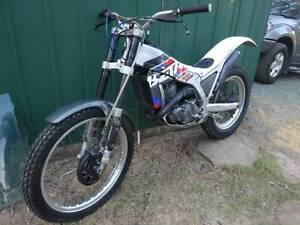 Beta 250cc Trials Bike, 2 Stroke, 1992 mod Cedar Vale Logan Area Preview