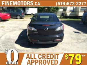 2011 MAZDA MAZDA 3 GS * POWER ROOF * CAR LOANS FOR ALL CREDIT London Ontario image 5