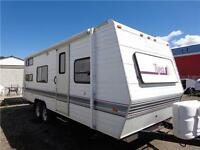 2001 Triple E Topaz 270 RB Super Nice MInty Trailer