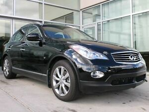 2014 Infiniti QX50 HEATED FRONT SEATS/LEATHER INTERIOR/SU ROOF/B