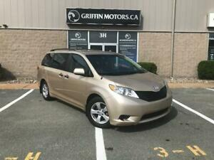 2013 Toyota Sienna  only $183 B/W tax incl