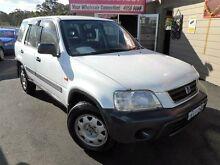 2000 Honda CR-V (4x4) White 4 Speed Automatic 4x4 Wagon Edgeworth Lake Macquarie Area Preview