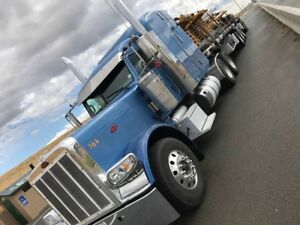 2015 Peterbilt 389 Long Nose
