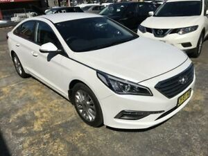 2016 Hyundai Sonata LF2 Active White 6 Speed Automatic Sedan Rockdale Rockdale Area Preview