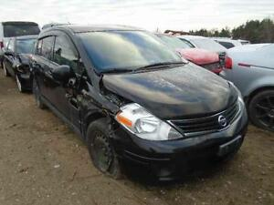 2011 Nissan Versa 1.8 S Re-Builder