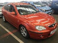 2006 PROTON GEN 2 GSX 1.6 AUTOMATIC PETROL 5 DOOR HATCHBACK 5 SEAT CHEAP INSURANCE ECO RED NO CORSA