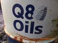Gear oil 45 gallon drums new.