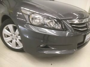 2013 Honda Accord 9th Gen MY13 V6L Grey 6 Speed Sports Automatic Sedan Edgewater Joondalup Area Preview