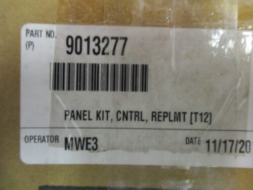 Tennant OEM 9013277 Panel Kit