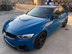 2017 BMW M3 Competition with Dinan Stage 3 573HP!!
