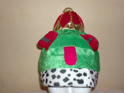 Menge (10) Lustig Grün samt Frosch Prinz Kostüm - Prinz Frosch Kostüme