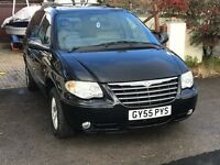 2005 Chrysler Grand Voyager 90k LTD 2.8CRD AUTO STOW AND GO LONG MOT