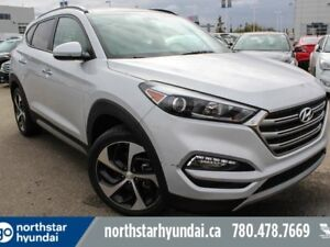 2017 Hyundai Tucson SE TURBO/LEATHER/SUNROOF/BACKUPCAM/HEATEDSTE