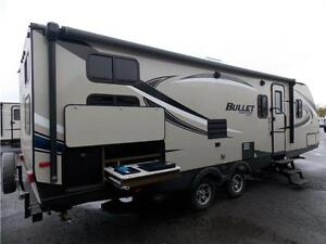 2017 KEYSTONE BULLET 277BHS TRAVEL TRAILER