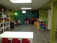 1 Daycare spot available