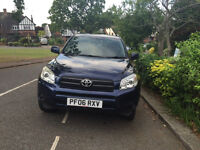 2006 Manual Toyota Rav4 XT3 Estate (petrol) - Very low milage and 12 month MOT. Full Service History