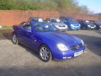 1997 Mercedes-Benz SLK Kompressor 2.3 auto Kompressor+lovely colour