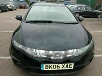HONDA CIVIC 1.8VVTI S 2006 REG LOW MILES 90K 5DR HATCHBACK 1 FORMER KEEPER