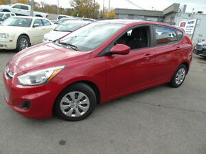 2015 Hyundai Accent GLS Sedan/Heated Seats AUTO AIR POWER GROUP!