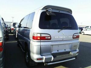2005 Mitsubishi Delica SPACEGEAR Active Field Silver 4 Speed Automatic Wagon Taren Point Sutherland Area Preview
