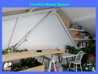 E10  MAKERS Space  Workshop  Creative Workspace  Warehouse  Florists/Artisans/Designers  Walthamstow