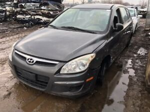 2009 Hyundai Elantra Touring just in for parts at Pic N Save!